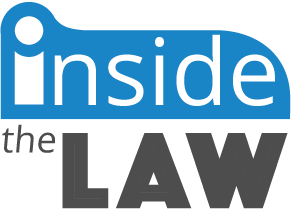 Inside the Law logo